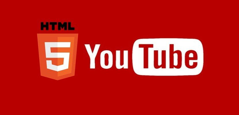 YouTube start to using HTML5