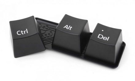 How Many Time Have Ctrl Alt Del Helped You