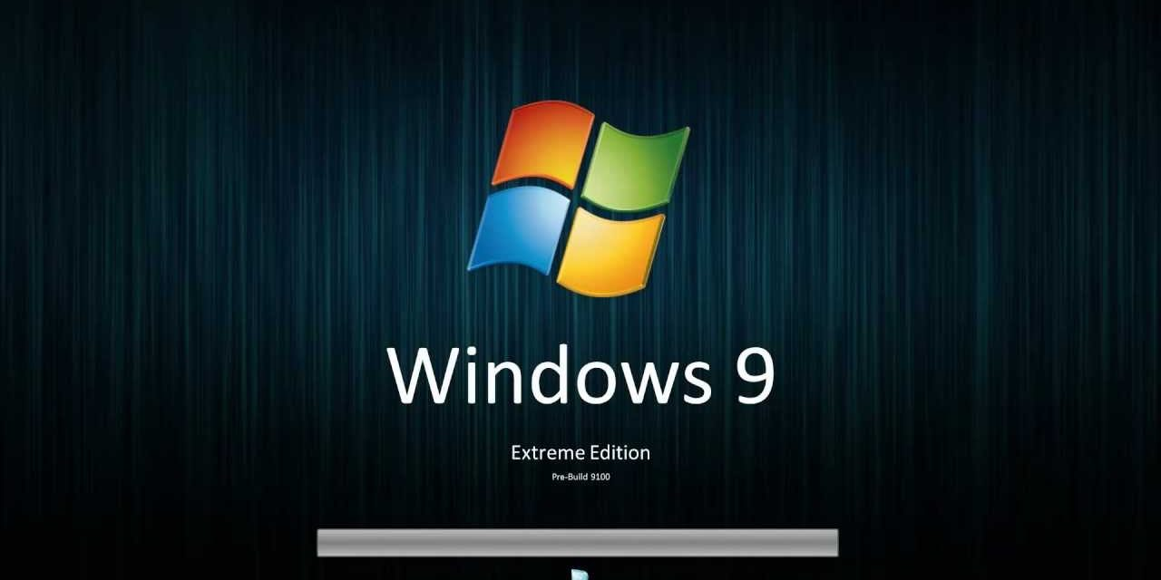 Windows 9 Is On The Way