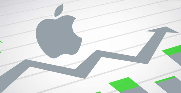 Record Apple Rapport And The Stock Goes Down
