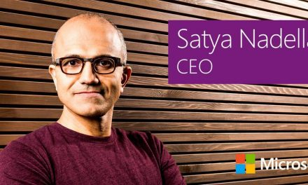 Microsoft CEO… Finely