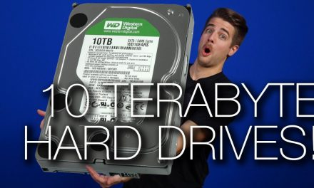 10TB Hard Drive are soon available