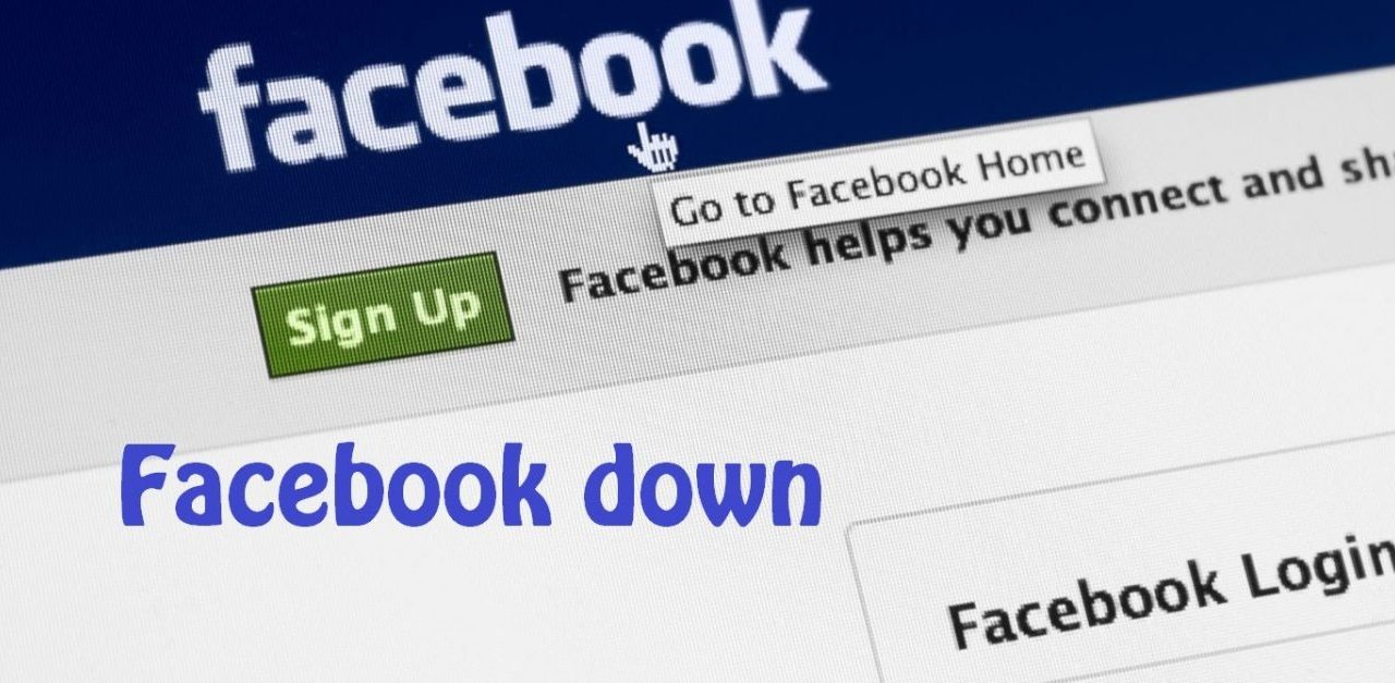 When Facebook Is Down… Whats Happen Then?