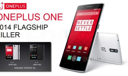 OnePlusOne – Im One Of The Half Million that have it