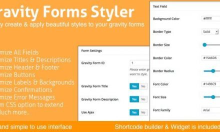 Use Gravity Forms To Build Your Forms