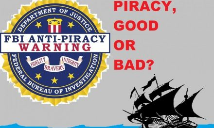 Piracy… Is an expensive thing
