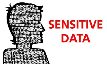Sensitive data its a big problem