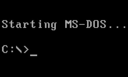 Good old DOS