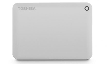 New Self Encrypting Hard disc From Toshiba
