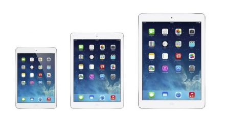Will Soon Be A big iPad?