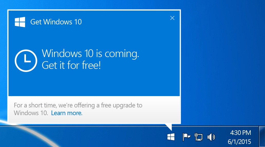 Do Microsoft try to fool us?