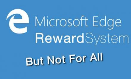 Use Microsoft Edge, and you will get paid