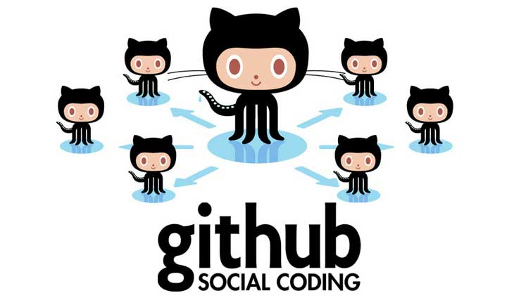 Who contribute most on Github with Open Source