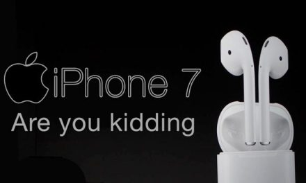 No headphone jack in Apples new iPhone 7