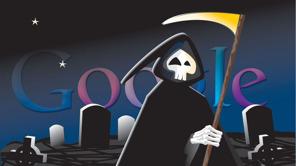 Google graveyard are growing