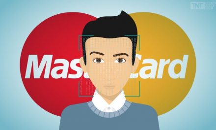 MasterCard start with selfie payment.