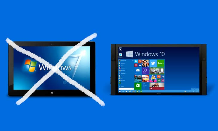 You should leave Windows 7 sooner than later
