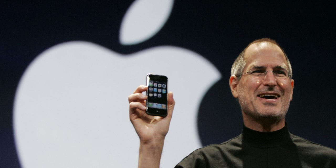 Today is ten years since iPhone 1 was released