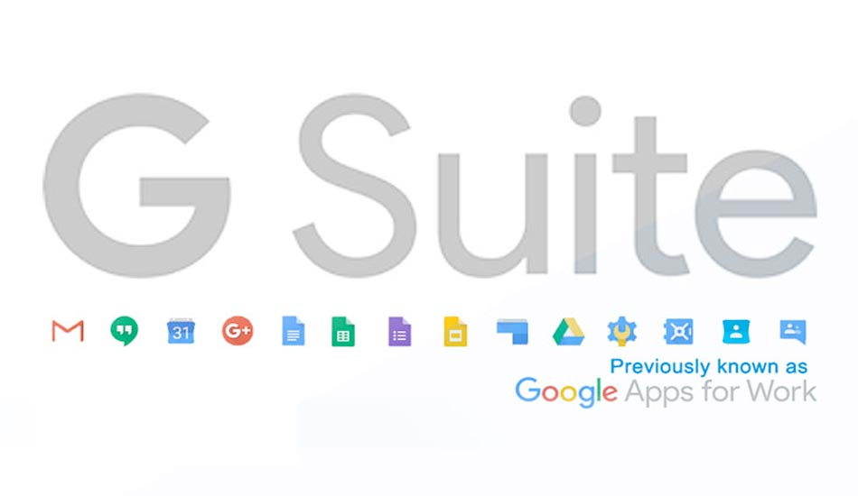 Google G Suite launches some new services.