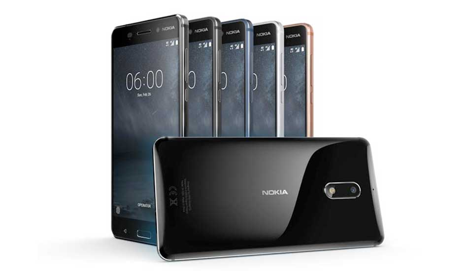 Nokia 6 THERE YOU HAVE A PHONE