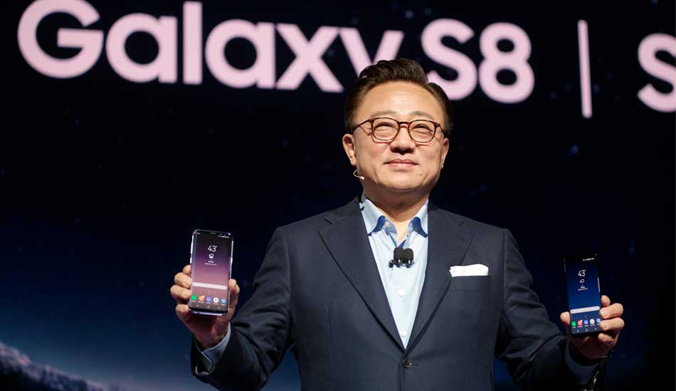 Samsung Galaxy S8 are hitting the market today