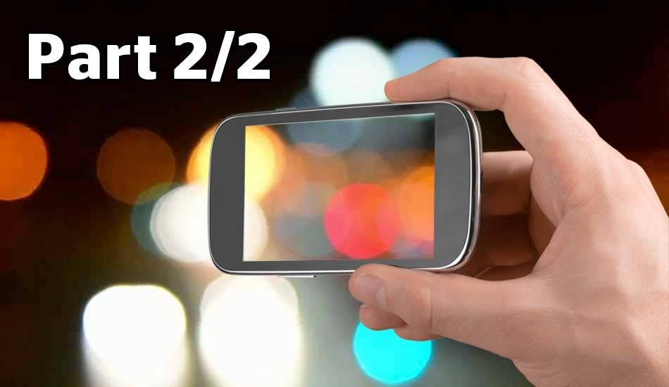 Taking pictures in low light with your mobile (article 2 of 2)
