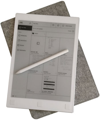 reMarkable is the best writing tablet?