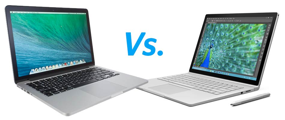 MacBook Pro VS. Surface Pro… Which one Should I buy?
