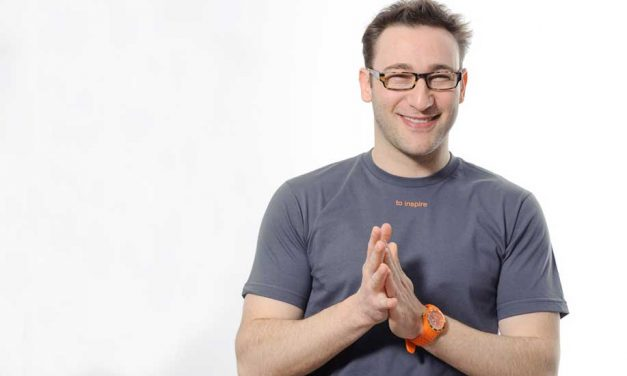 Simon Sinek – Mobile phones taking over our life?